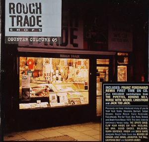 Rough Trade Shops - Counter Culture 2005 - Cover