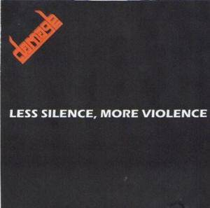 Cover - Damage: Less Silence, More Violence