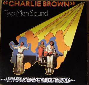 Cover - Two Man Sound: Charlie Brown