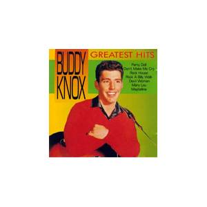 Cover - Buddy Knox: Greatest Hits