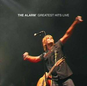 The Alarm: Greatest Hits Live - Cover