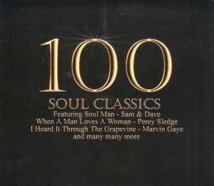 Cover - Marv Johnson: 100 Soul Classics