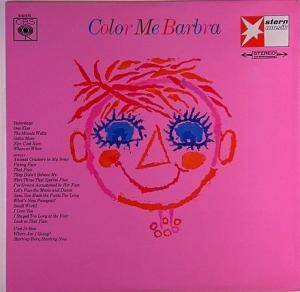 Cover - Barbra Streisand: Color Me Barbra