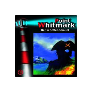 Point Whitmark: (010) Der Schattenadmiral - Cover