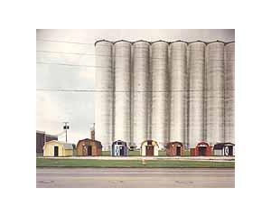 Silos And Utility Sheds -A Glitterhouse Compilation - Cover