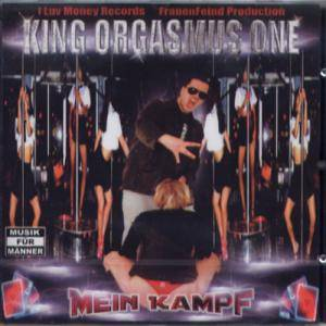 Cover - King Orgasmus One: Mein Kampf