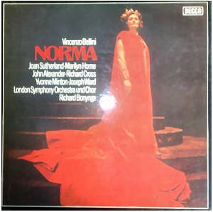 Vincenzo Bellini: Norma - Cover