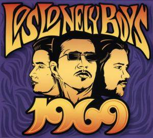 Cover - Los Lonely Boys: 1969