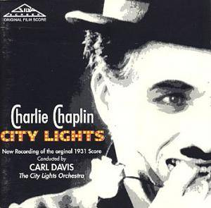 Cover - Charlie Chaplin: City Lights