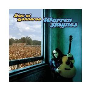 Warren Haynes: Live At Bonnaroo - Cover