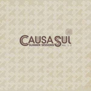 Causa Sui: Summer Sessions Vol. 1-3 - Cover