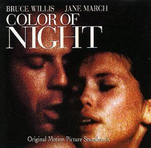 Cover - Dominic Frontiere: Color Of Night