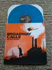 Broadway Calls: Good Views, Bad News (LP) - Bild 2