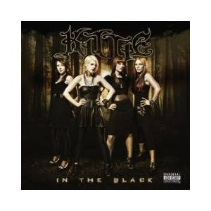 Kittie: In The Black - Cover