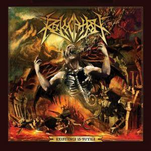 Revocation: Existence Is Futile - Cover