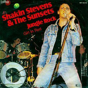 Shakin' Stevens & The Sunsets: Jungle Rock - Cover