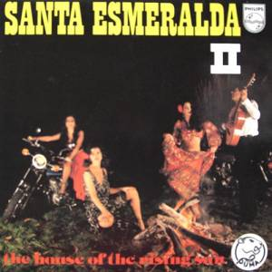 Santa Esmeralda & Jimmy Goings: House Of The Rising Sun, The - Cover