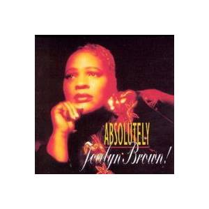 Cover - Jocelyn Brown: Absolutely