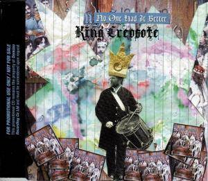 Cover - King Creosote: No One Had It Better