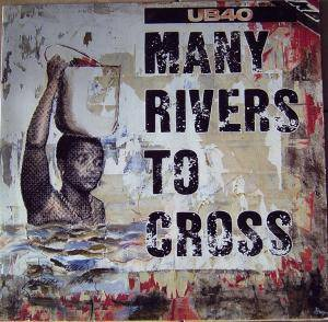 UB40: Many Rivers To Cross - Cover