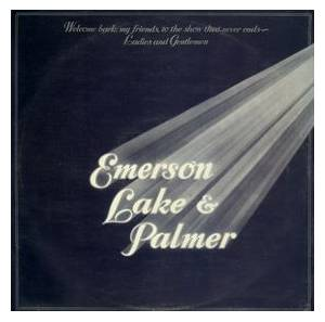 Emerson, Lake & Palmer: Welcome Back, My Friends, To The Show That Never Ends - Ladies And Gentlemen (3-LP) - Bild 1