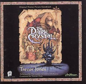 Trevor Jones: Dark Crystal, The - Cover