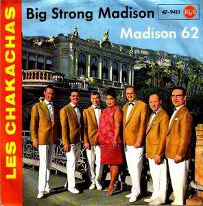 Cover - Les Chakachas: Big Strong Madison