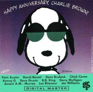 Happy Anniversary, Charlie Brown! - Cover