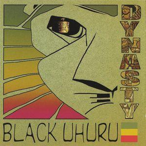 Black Uhuru: Dynasty - Cover