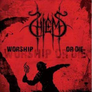 Hiems: Worship Or Die - Cover