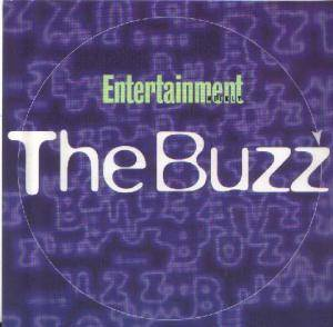 Cover - Groove Theory: Entertainment Weekly: The Buzz