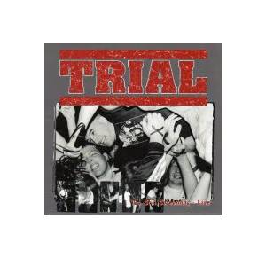 Cover - Trial: I'm Still Screaming - Live