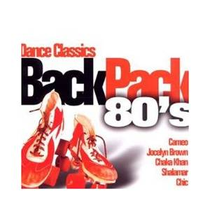 Cover - Positive Force: Back Pack 80's - Dance Classics