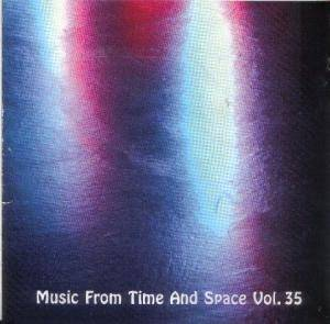 Cover - Shadow Gallery: Eclipsed - Music From Time And Space Vol. 35