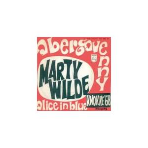 Cover - Marty Wilde: Abergavenny