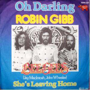 Cover - Bee Gees, Jay MacIntosh, John Wheeler: Oh! Darling
