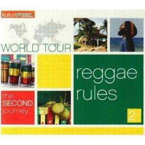 Cover - Wayne Smith: Kulturspiegel World Tour - The Second Journey - Reggae Rules