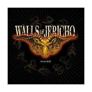 Cover - Walls Of Jericho: From Hell