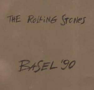 The Rolling Stones: Basel '90 - Cover