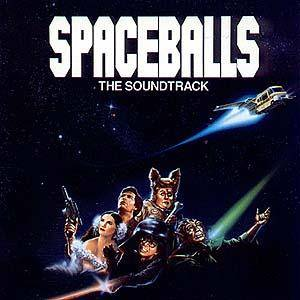 Spaceballs - The Soundtrack - Cover