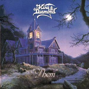 King Diamond: Them - Cover