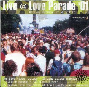 Cover - Lac Terra: Live @ Love Parade '01 » Berlin, Germany: 21 July 2001