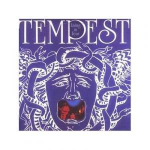 Tempest: Living In Fear - Cover