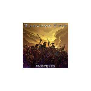 Cover - Tarchon Fist: Fighters