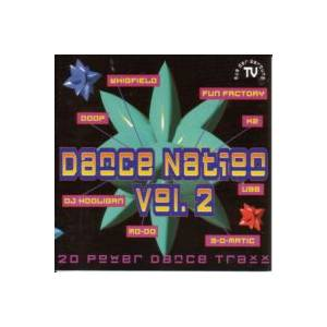 Cover - Cabballero: Dance Nation Vol. 2