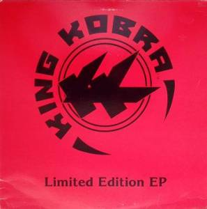 Cover - King Kobra: Limited Edition EP