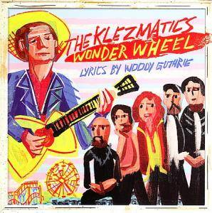 Cover - Klezmatics, The: Wonder Wheel