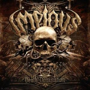 Cover - Impious: Death Domination