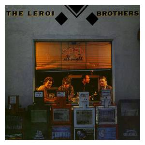 Leroi Brothers: Open All Night - Cover