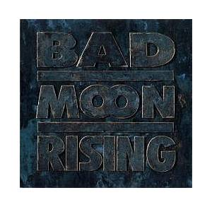 Cover - Bad Moon Rising: Full Moon Fever